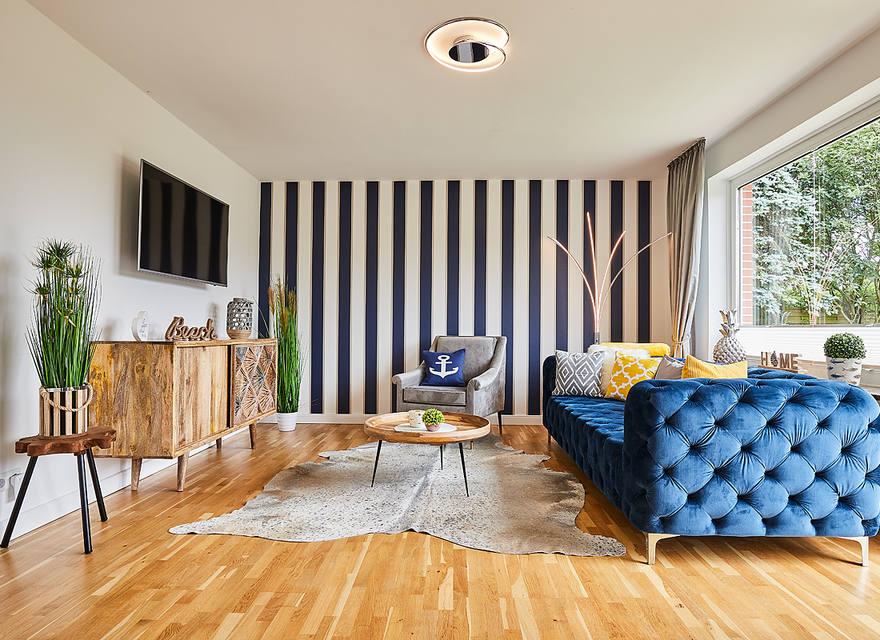 Stylische wohnzimmer interesting sumptuous tische - Stylische bilder wohnzimmer ...